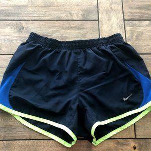 New Womens Navy Blue Nike Shorts Size XS